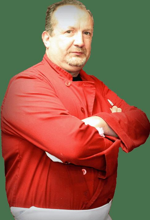 Italian Chef Guiseppe Inchiappa