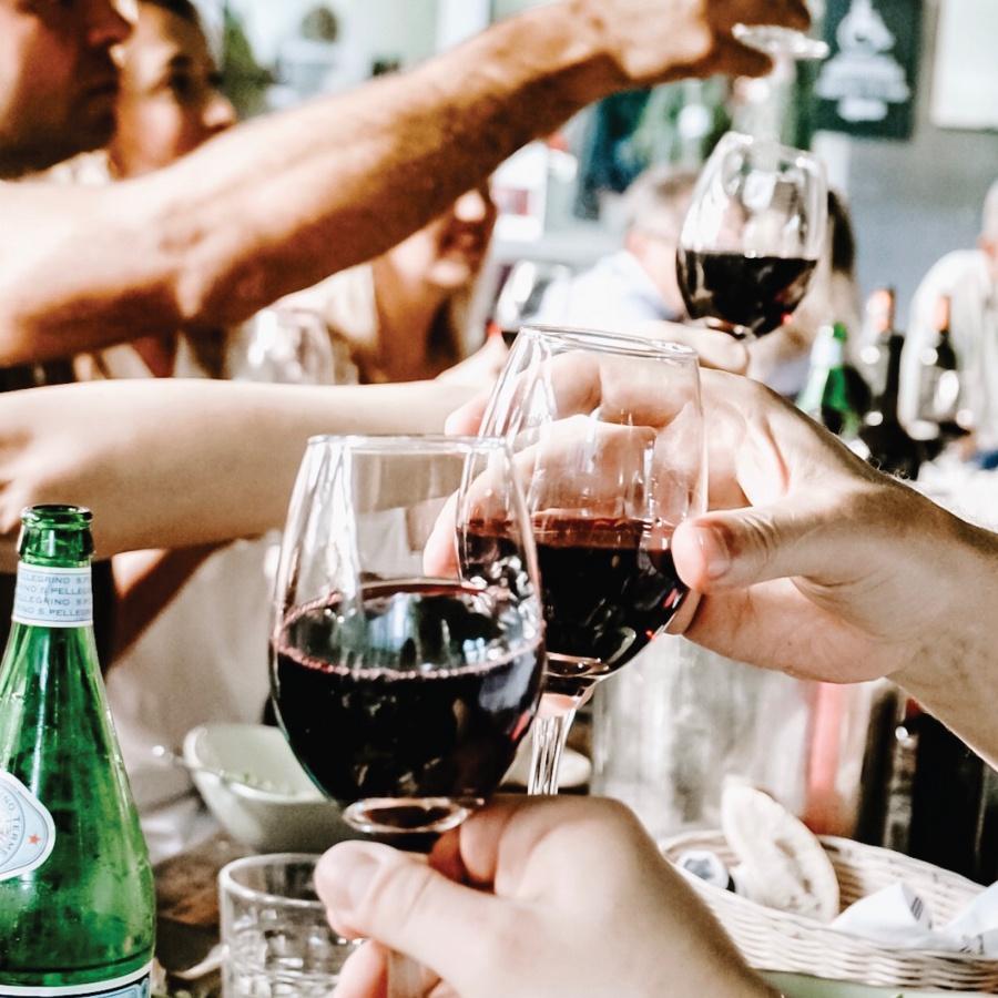Jordan Wine Dinner!