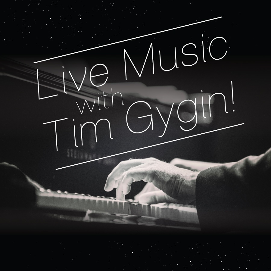 Live Music With Tim Gygin!