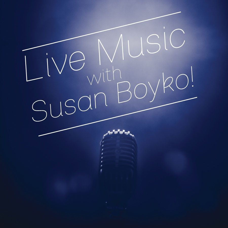 Live Music with Susan Boyko