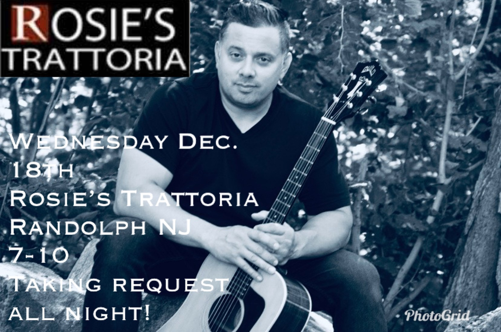 Live Music at Rosie's!