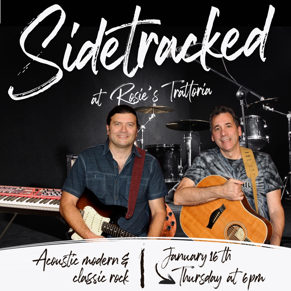 Acoustic performance from Sidetracked